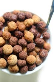 protein puffs