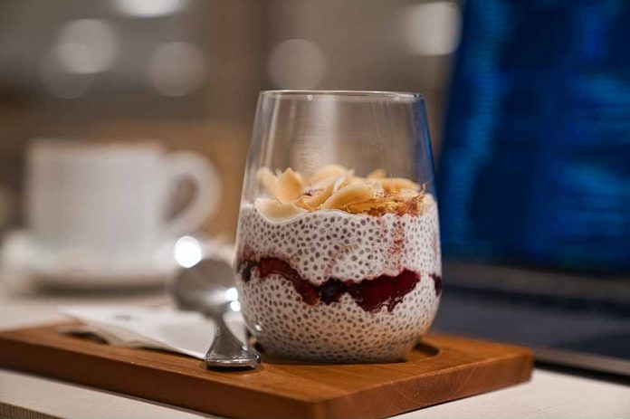 healthy chia seed pudding recipe